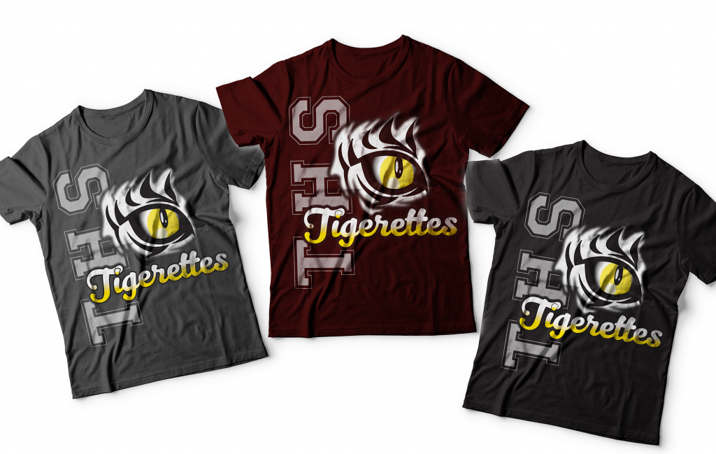 Custom Graphics - T-Shirts | Jenn's Art