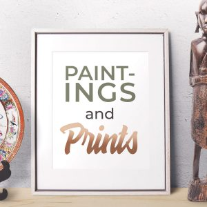 Paintings & Prints